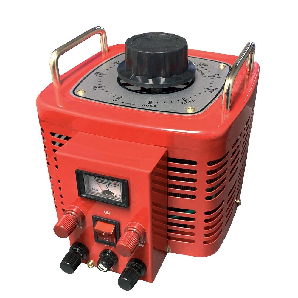 TDGC – 3KM Variable Output AC Convertor (Metered Variac)