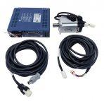 400W 1.27NM AC Servo Motor Driver Kit NEMA24 23Bit Absolute CNC 3000RPM