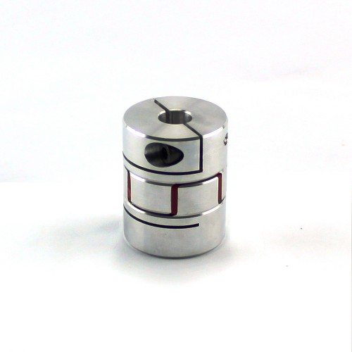 Aluminum Shaft Coupling for stepper motor  9.5mm (3/8″) x 12mm holes