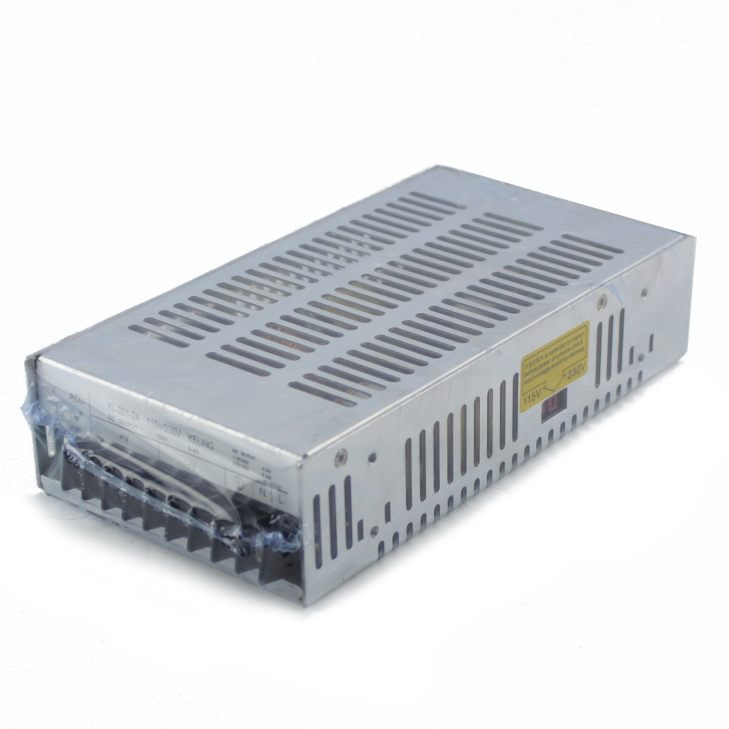 24V/8.3A Switching CNC Power Supply (KL-201-24)
