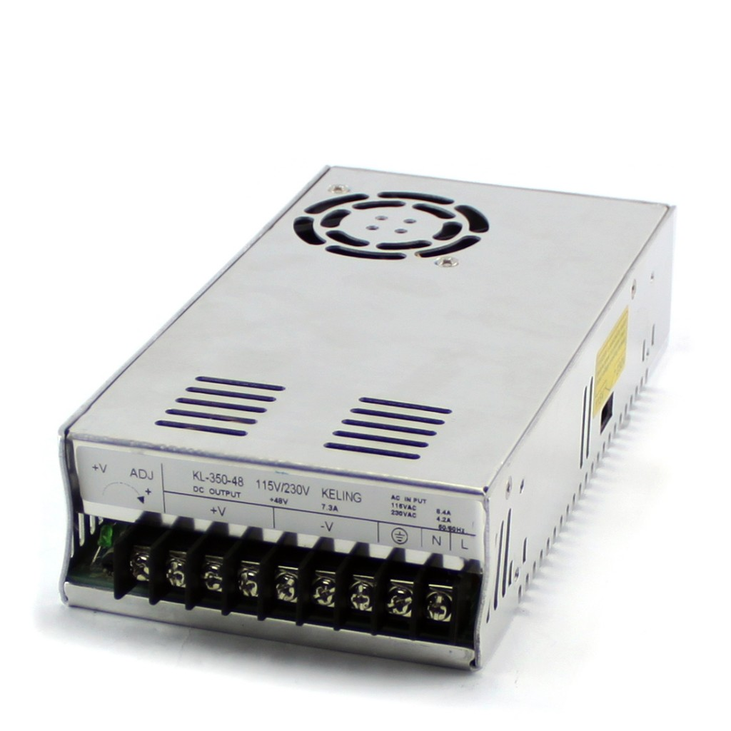 48V/7.3A Switching CNC Power Supply (KL-350-48)