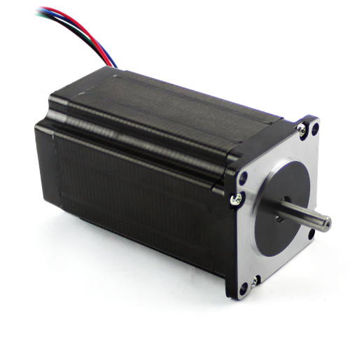 NEMA23 381oz/in 3.5A Dual Shaft Stepper Motor KL23H2100-35-4B