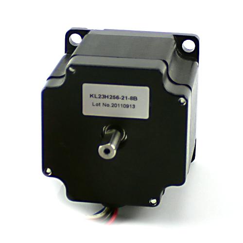 "NEMA23 185oz/in 3A Stepper Motor ¼"" Dual shaft (KL23H256-21-8B)"