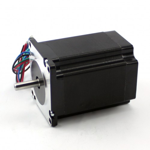 NEMA23 282 oz/in 3A 1/4″ Single Shaft Stepper Motor 0.9 Degree/step (KL23H276-30-4AM)