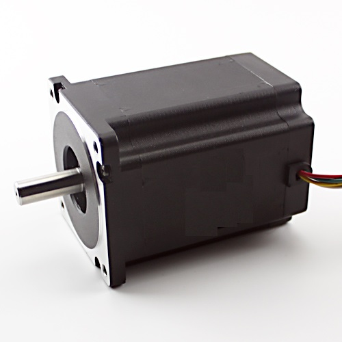 NEMA34 1200 oz-in Stepper Motor – 1/2″ Single Shaft (KL34H2120-42-8A)