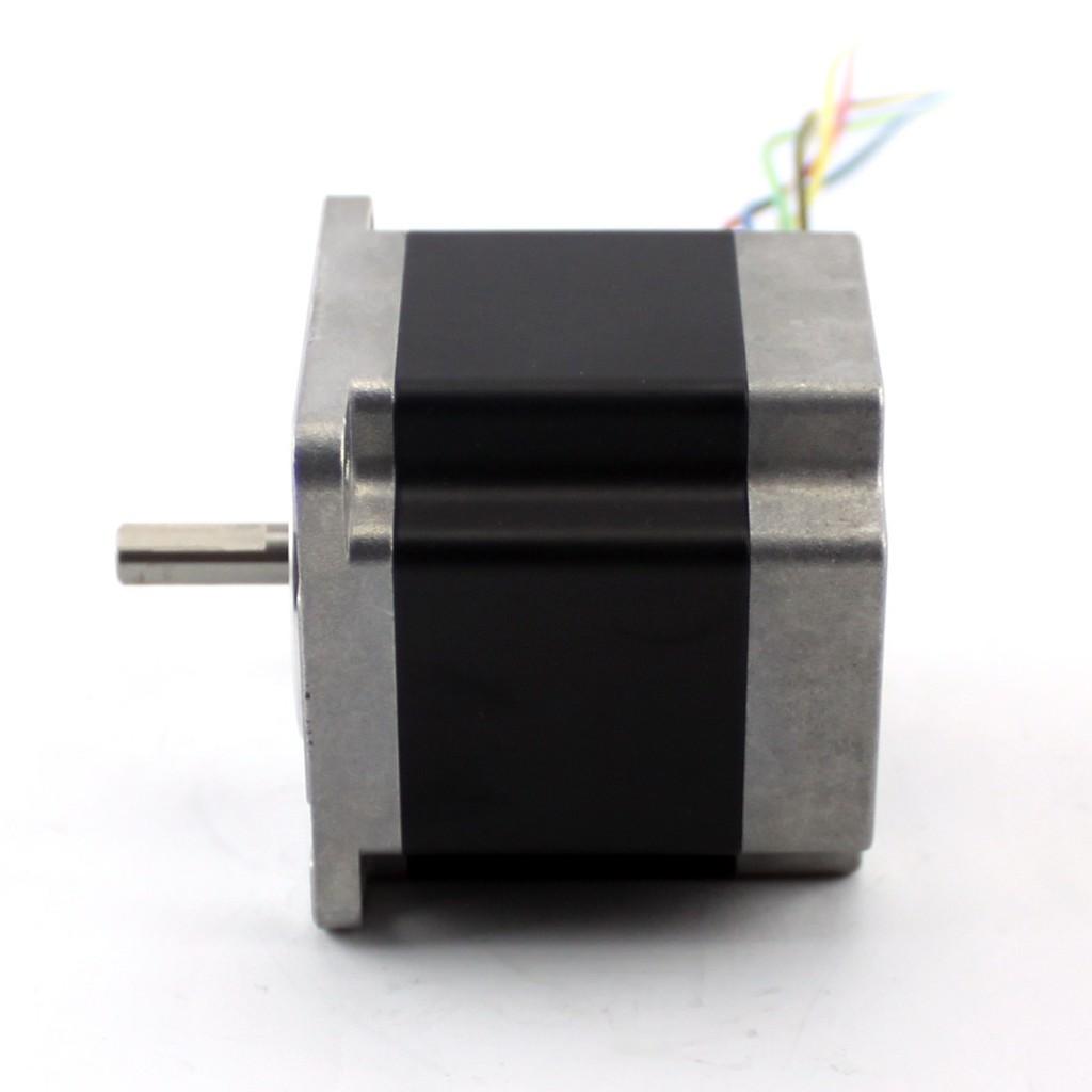 NEMA23,166 oz/in 1.4A/Phase KL23H256-20-6A, Single Shaft