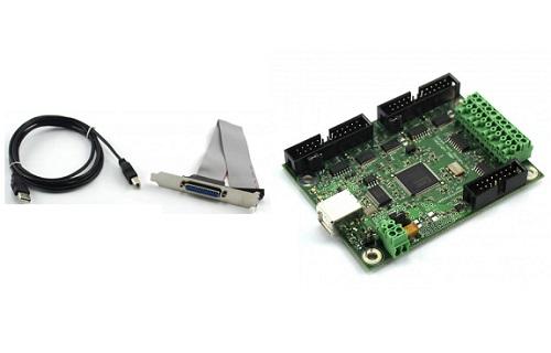 6 axis USB SmoothStepper Motion Control Board, Mach3