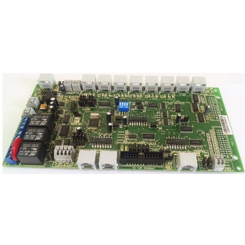 C32 Dual Port Modular CNC Breakout Board (RJ45)