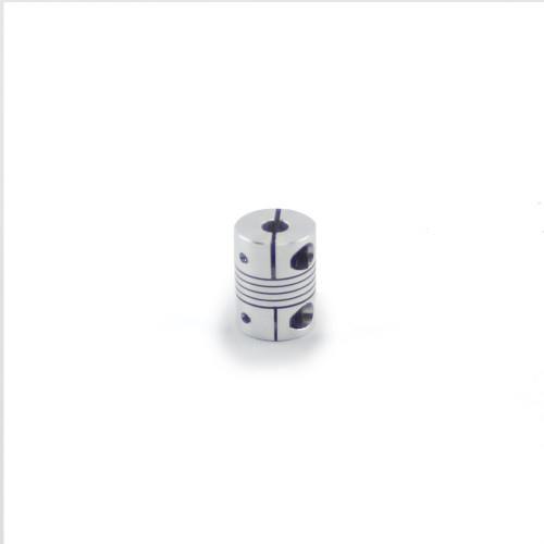 Aluminum Coupling:  one side 1/4″ x another side 3/8″