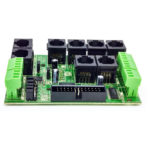 C35S – Quick Setup Breakout Board, 4 axis