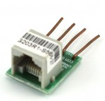 C34G203 Motor Driver to RJ45 Breakout Board