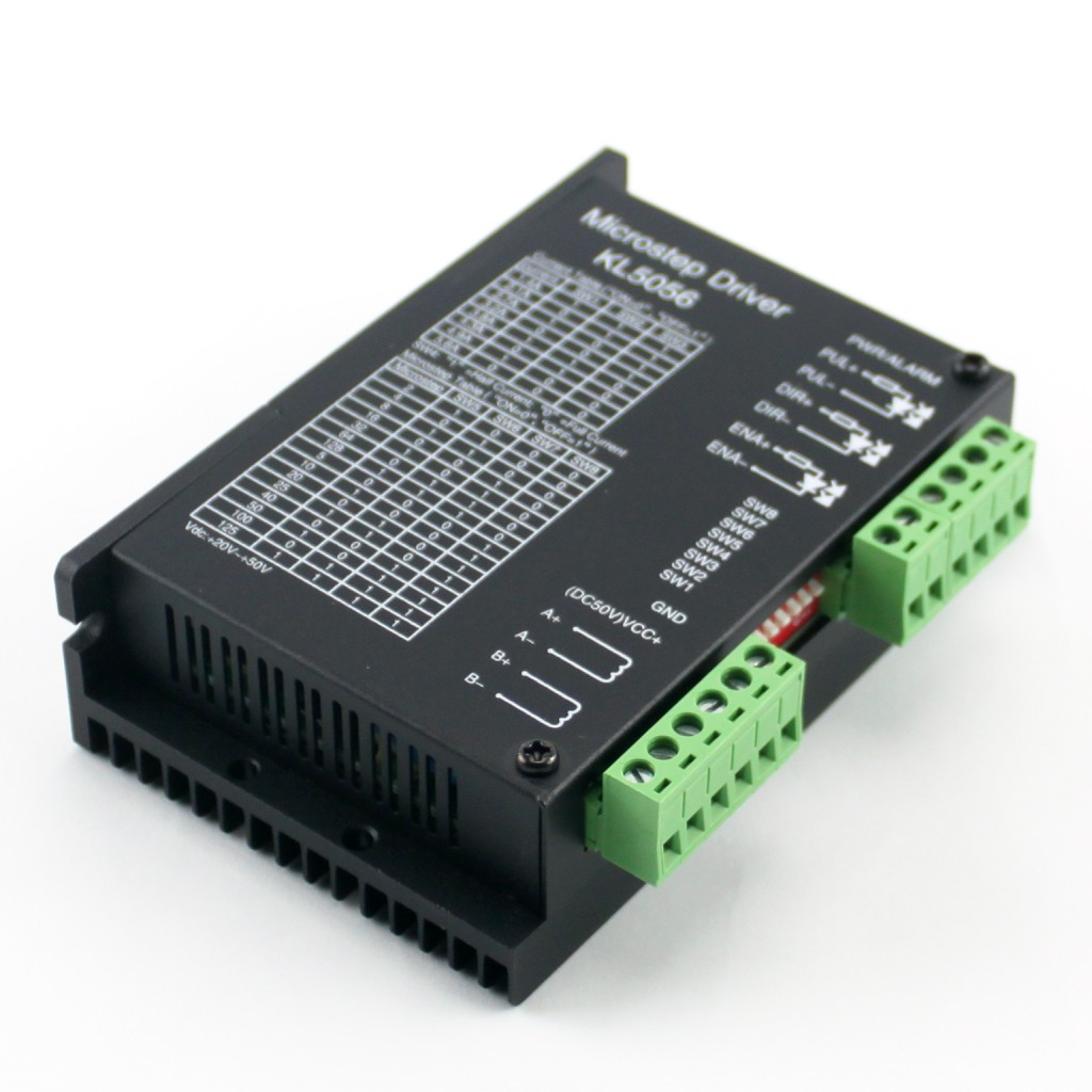 Stepper drive for Servo motors and drives inc