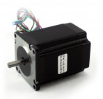 NEMA23 282oz/in 1/4″ Single Shaft Stepper Motor ( KL23H276-30-4A)