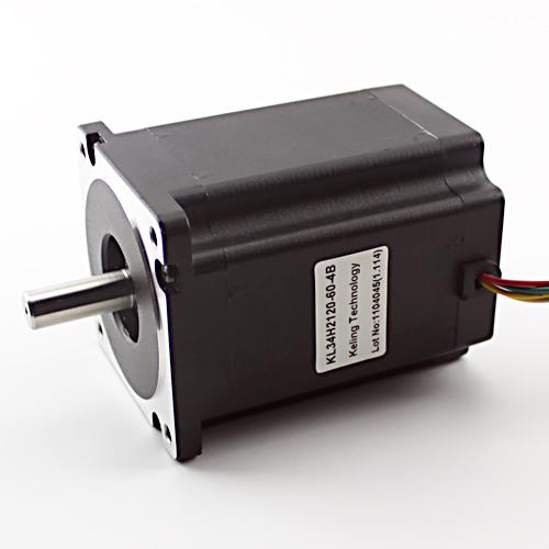 NEMA34 Stepper Motor – 1200oz/in 6A  (KL34H2120-60-4B )