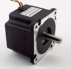 NEMA34 6A 456oz/in Stepper Motor – Dual Shaft (KL34H260-60-4B)