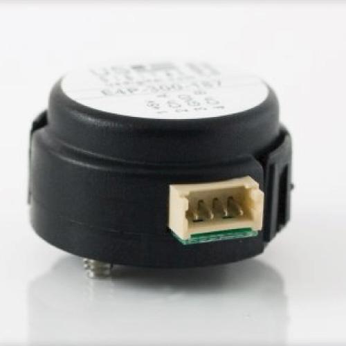 US Digital Shaft-Mount Optical Encoder and cable, NEMA23 SERVO MOTOR