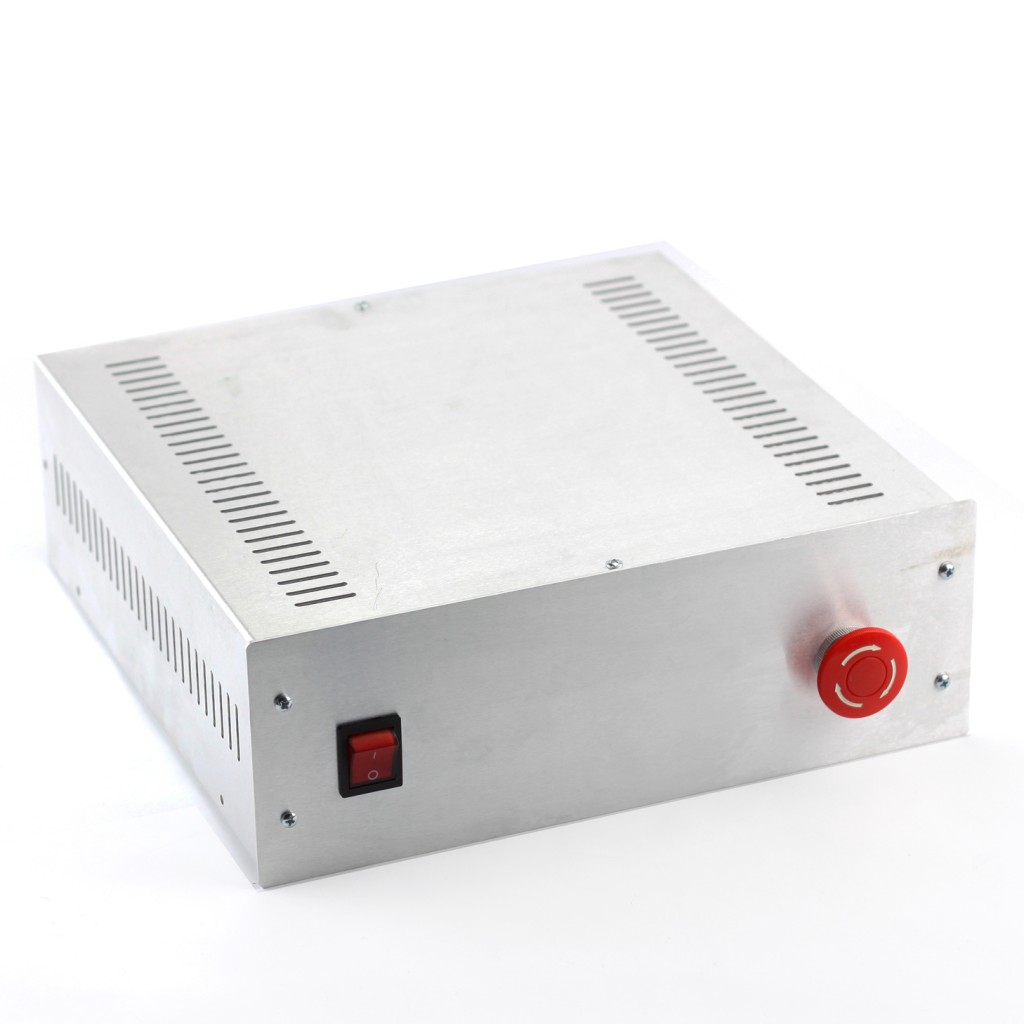 Aluminum Box (up to 6 axis)