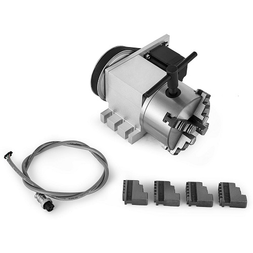 CNC Router Rotational Axis, the 4th Axis