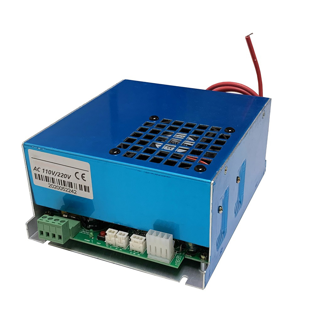 NEW 40W CO2 LASER POWER SUPPLY( Input: 110 VAC)