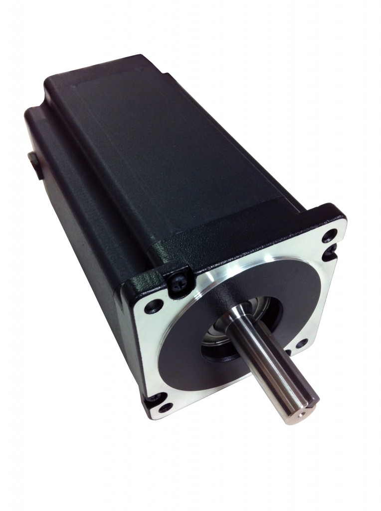 NEMA34 1805oz/in 8.8A Stepper Motor (KL34H2160-62-8A with key)