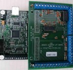 6 axis USB SmoothStepper Motion Control Board with Terminals for Mach3