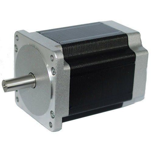 NEMA34 Hybid Stepper Motor 86BYGH450A-06 (KL34H275-40-4A), Shaft Size: 14mm, 495 oz-in