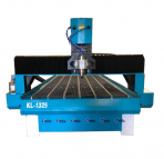 KL-1325 CNC Machine  98.4″ x 51.2″, T slot, Vacuum Table, Rack/Pinion