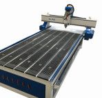 KL-1325 CNC Machine  98.4″ x 51.2″, T slot, Vacuum Table, Rack/Pinion with Ethernet Connection