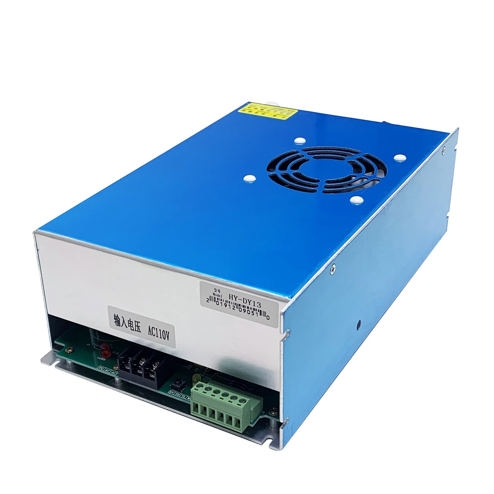 NEW 80W-100W CO2 LASER POWER SUPPLY