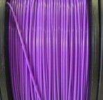 ABS Filament 1.75mm Dia,  Grape, on Spool, 1Kg/2.2Ibs