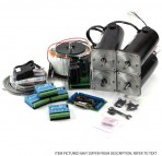 4-Axis NEMA34 600 oz in 72V/20A PSU G320X Gecko Driver