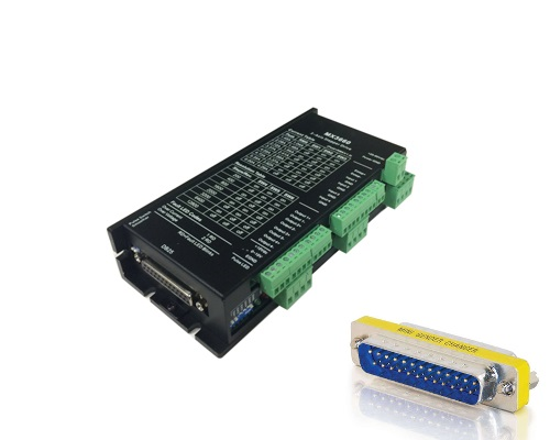 3-Axis DSP Based Digital Stepper Driver Max 60 VDC / 6.0A, MX3660