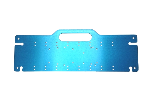 Handle/Controller Plate, Hadron, C17056  for ORD Bot Hadron
