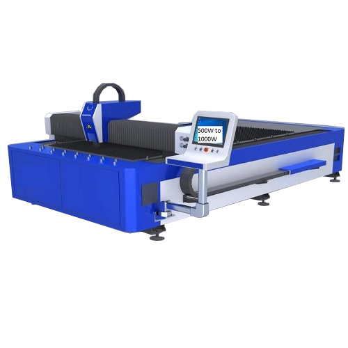 NEW FIBER LASER 1000 W FOR METAL SHEET CUTTING,  5'X10′