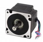 NEMA34 465 oz/in 3.5A Stepper Motor Single Shaft (KL34H260-35-4A)