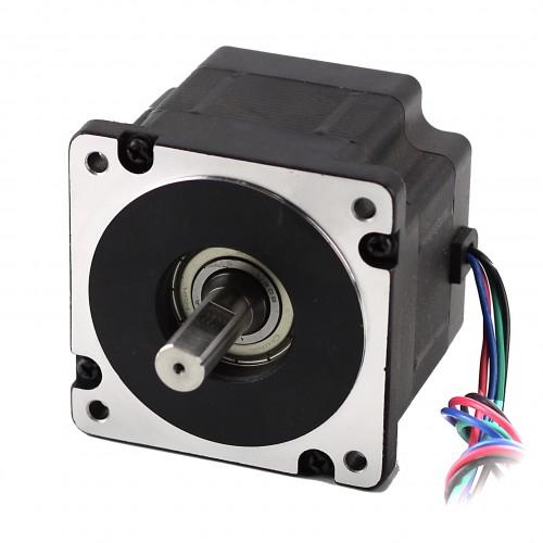 NEMA34 465 oz/in 3.5A Stepper Motor Single Shaft (KL34H260-35-4A)