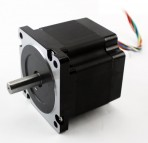 NEMA 34 640 oz-in Stepper Motor (KL34H280-45-8B) Dual shaft