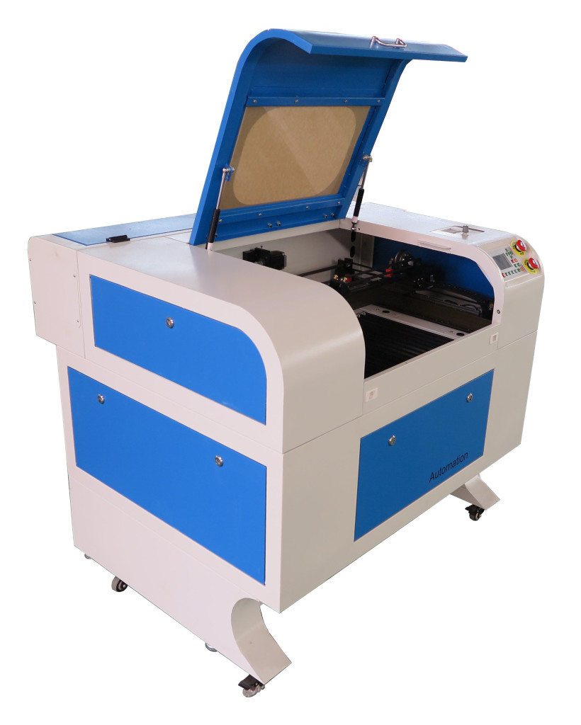 90W RECI CO2 Laser Engraving Machine, auto focus 24 X 16 inch, Power Z table