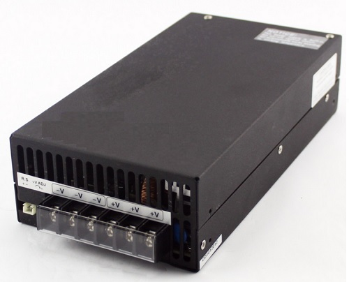 60VDC/10A Switching CNC Power Supply (110VAC/220VAC)