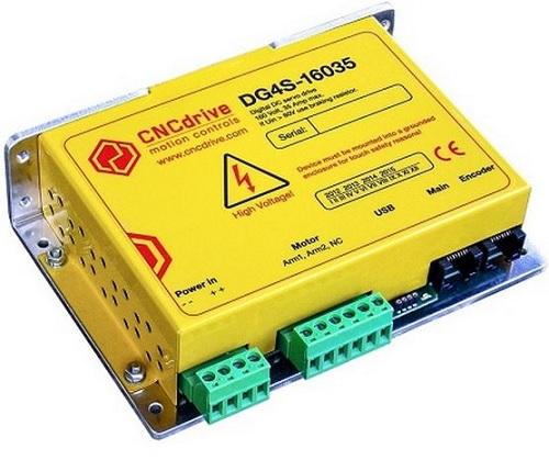 DC Servo Driver DG4S-08020