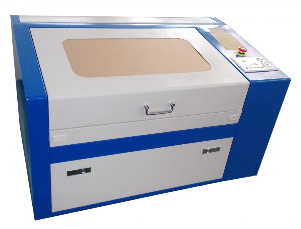 CO2 Laser Cutter and Engraver, 50W, 20 inch X 12 inch with autofocus (350-50W)