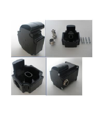 IP40 NEMA23 Back Cover Kit, for 57mm Frame Motor, Not for 60mm Frame Motor
