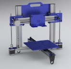 3d printers for sale: ORD Bot Hadron 3D printer mechanical platform Kit