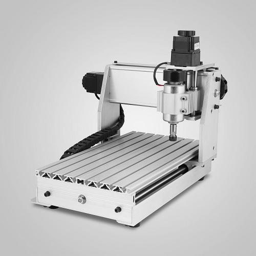CNC Router Engraving Machine Engraver Machine 3040T 4 Axis USB UC100 connection