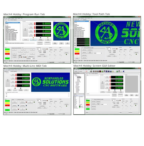 Cnc software stepper motor stepper motor driver cnc for Stepper motor control software
