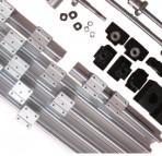 3 SBR16 Sets +3 Ballscrews RM1605 + 3BK/BF12 +3 Couplers