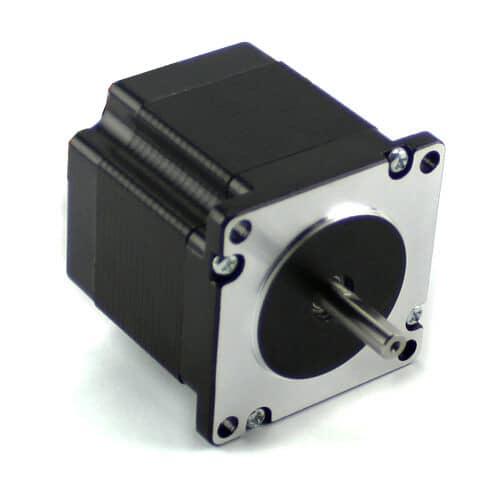 "NEMA23 185oz/in 3A Stepper Motor ¼"" Dual shaft (KL23H256-30-4B)"