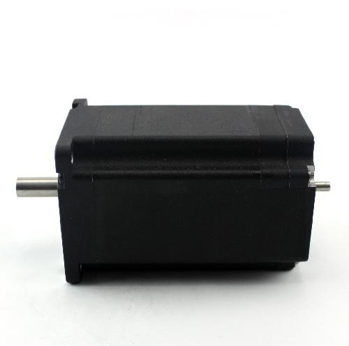 NEMA34 DC Brushless Motor KL34BLS-98 dual shaft