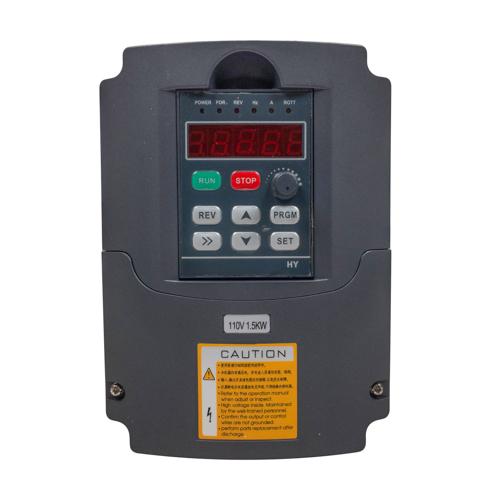 1.5KW VFD Spindle Inverter (KL-VFD15), 110VAC input
