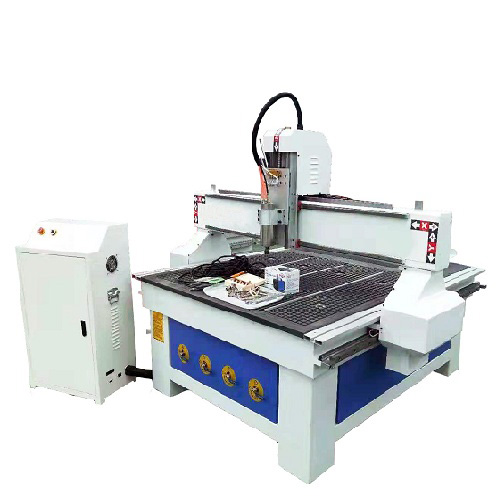 KL-1212 CNC Router 48 x 48 inch, T slot,  Vacuum Table, Helical Rack and Pinion